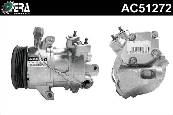Original SMART Kompressor Klimaanlage AC51272