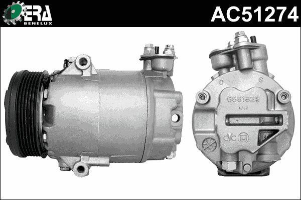Original HONDA Kompressor Klimaanlage AC51274