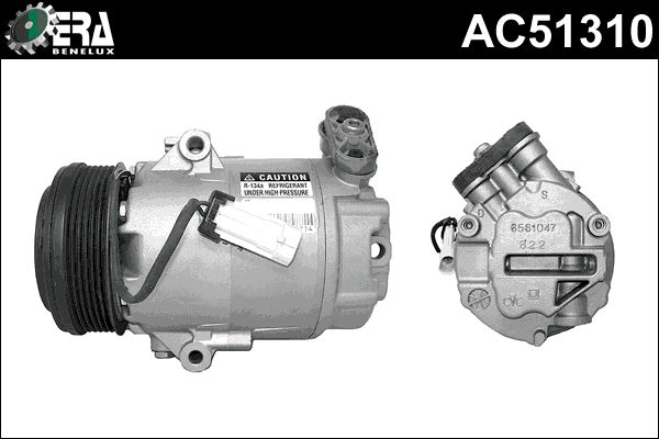 Kompressor Klimaanlage ERA Benelux AC51310