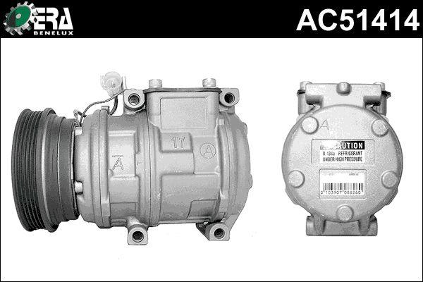 Original LAND ROVER Kompressor AC51414
