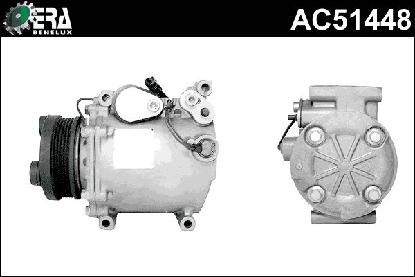 Original MITSUBISHI Kompressor AC51448