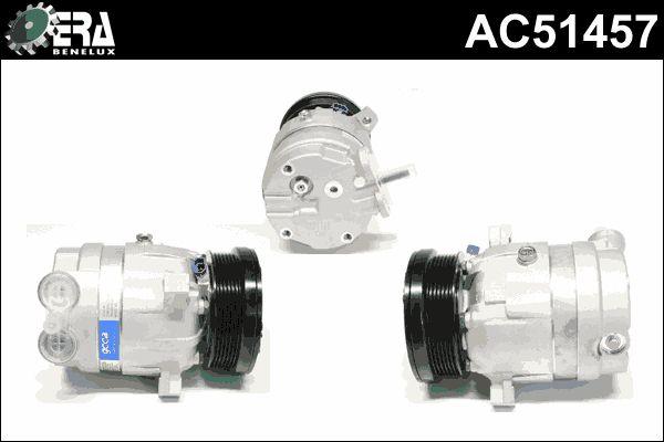 Original CHEVROLET Kompressor AC51457
