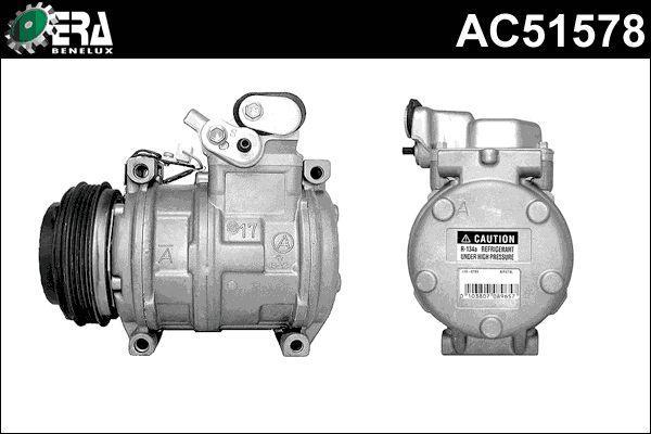 Original IVECO Klimakompressor AC51578
