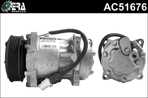 Original PEUGEOT Kompressor AC51676