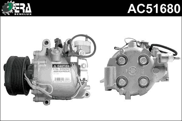 Original HONDA Kompressor AC51680