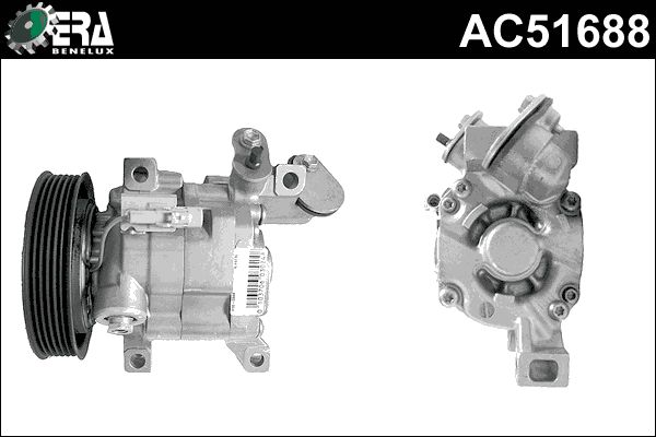 Original OPEL Kompressor Klimaanlage AC51688