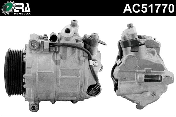 Kompressor Klimaanlage ERA Benelux AC51770