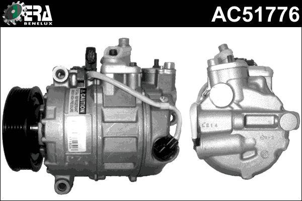 Original VW Klimakompressor AC51776