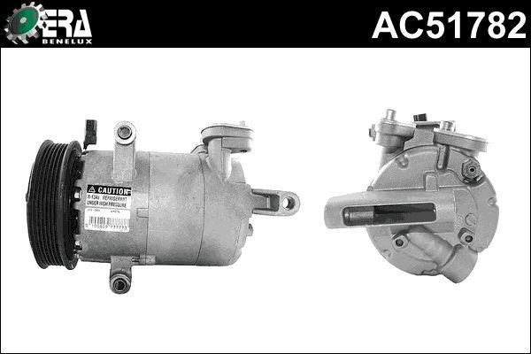 Original FORD Klimakompressor AC51782