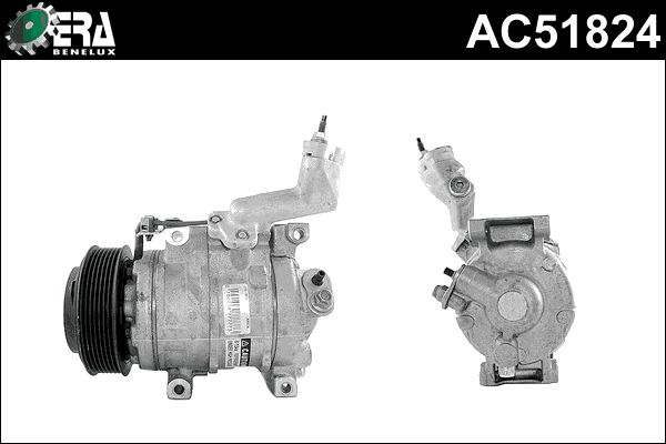 Original HONDA Klimakompressor AC51824