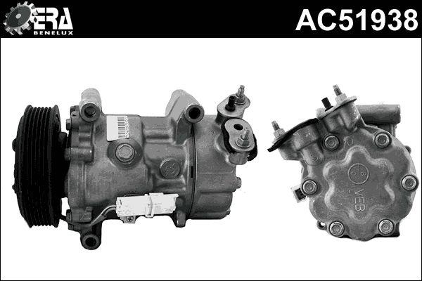 Original PEUGEOT Klimakompressor AC51938