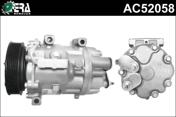 Original LANCIA Klimakompressor AC52058