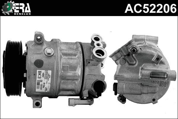 Klimakompressor ERA Benelux AC52206