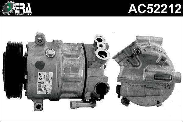 Kompressor Klimaanlage ERA Benelux AC52212