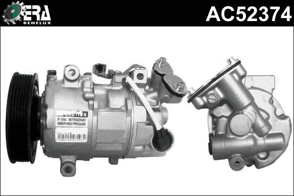 Original RENAULT Kompressor Klimaanlage AC52374