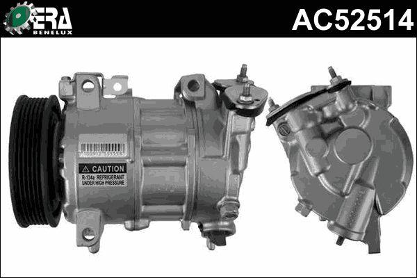 Original PEUGEOT Klimakompressor AC52514
