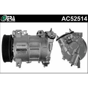 AC52514 ERA Benelux Kompressor, Klimaanlage AC52514 günstig kaufen
