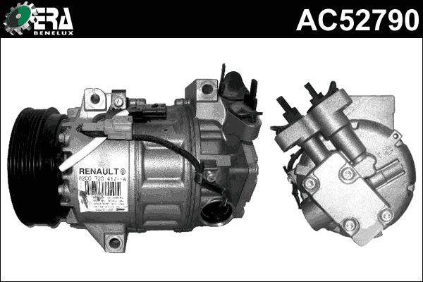AC52790 ERA Benelux Anzahl der Rillen: 6 Kompressor, Klimaanlage AC52790 günstig kaufen
