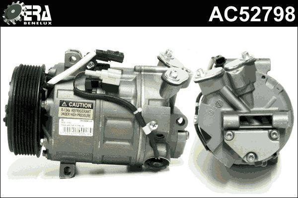 Original RENAULT Kompressor AC52798