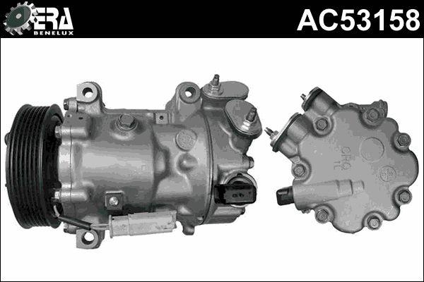 Original PEUGEOT Kompressor Klimaanlage AC53158