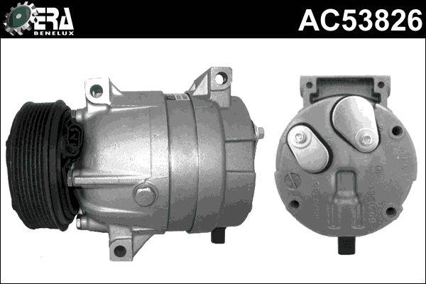 Original RENAULT Kompressor Klimaanlage AC53826