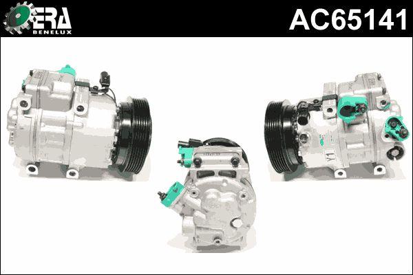 Original RENAULT Kompressor Klimaanlage AC65141