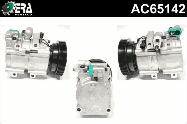Original IVECO Kompressor Klimaanlage AC65142