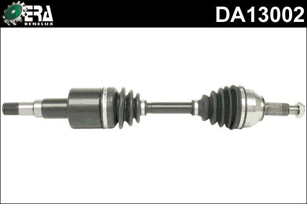 ERA Benelux: Original Antriebswellen & Gelenke DA13002 (Länge: 636mm, Außenverz.Radseite: 27)