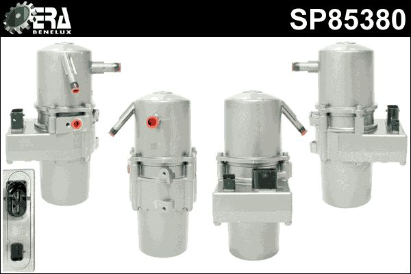Originali Pompa idraulica servosterzo SP85380 Fiat