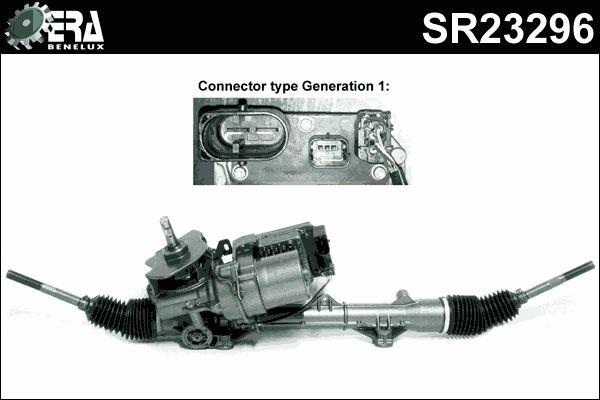 Crémaillère de direction SR23296 acheter - 24/7!