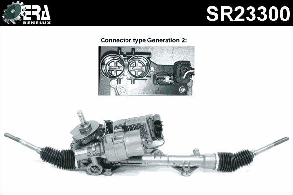 Origine Mecanisme de direction ERA Benelux SR23300 ()