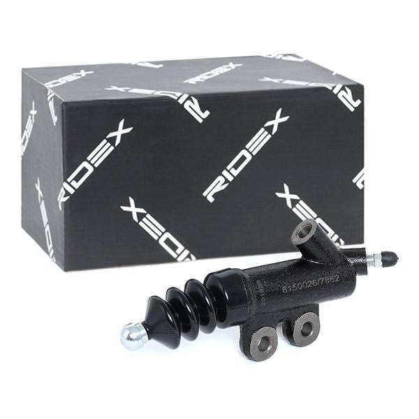 RIDEX   Nehmerzylinder, Kupplung 620S0039