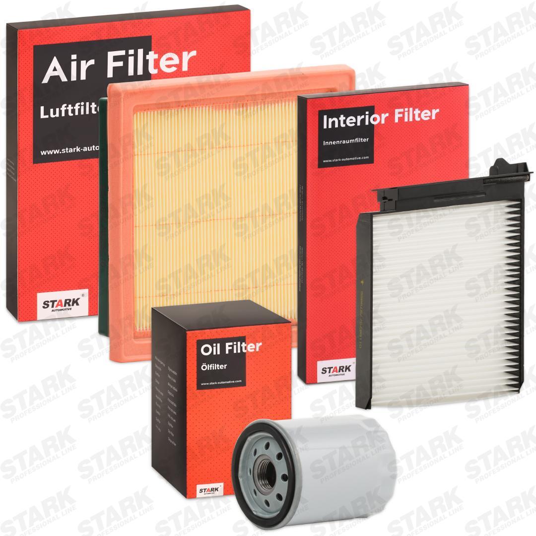 Original Komplet filtra SKFS-1880010 Nissan