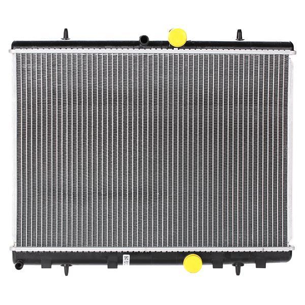 OE Original Autokühler 470R0152 RIDEX