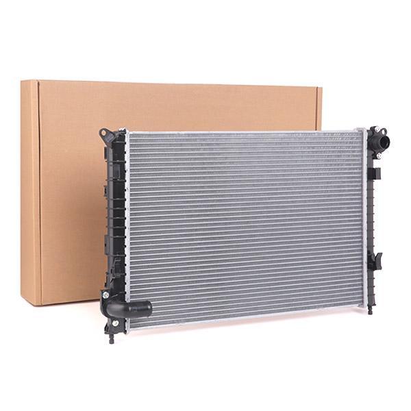 OE Original Kühler Motorkühlung 470R0183 RIDEX