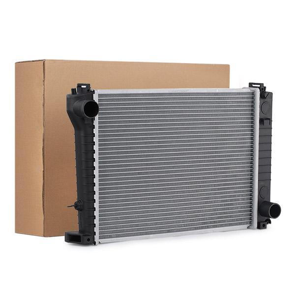 RIDEX: Original Kühler Motorkühlung 470R0250 (Netzmaße: 440x325x33)