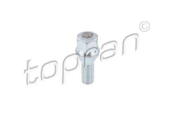 701 244 TOPRAN SW: 19, Gewindemaß: M 12 Radschraube 701 244 günstig kaufen