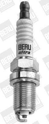 14FR8DEW BERU 14 FR-8 DEW, M14x1,25, SW: 16 mm, ULTRA E.A.: 0,9mm Zündkerze Z334 günstig kaufen