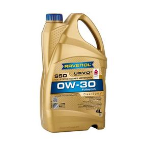 1111100-004-01-999 RAVENOL SSO 0W-30, 4l, Synthetiköl Motoröl 1111100-004-01-999 günstig kaufen