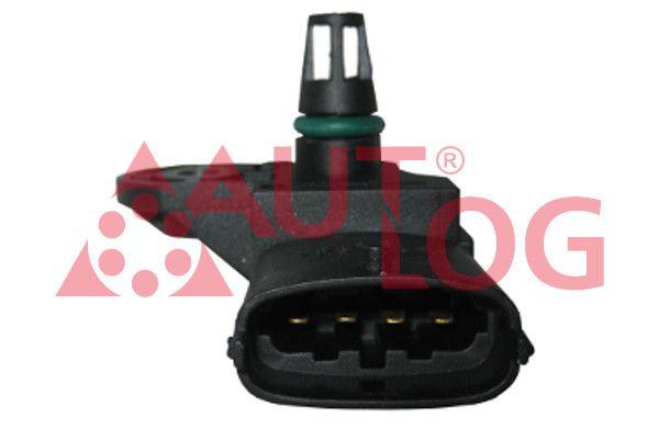 AUTLOG Capteur, pression de suralimentation AS4504