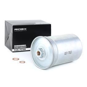 9F0035 RIDEX H: 150mm Bränslefilter 9F0035 köp lågt pris