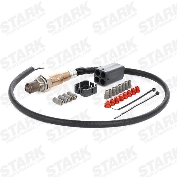 Išmetimo sistema SKLS-0140232 su puikiu STARK kainos/kokybės santykiu