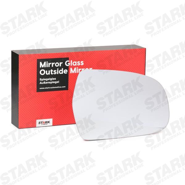 Original AUDI Spiegelglas Außenspiegel SKMGO-1510182