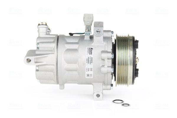 Original LANCIA Klimakompressor 890074