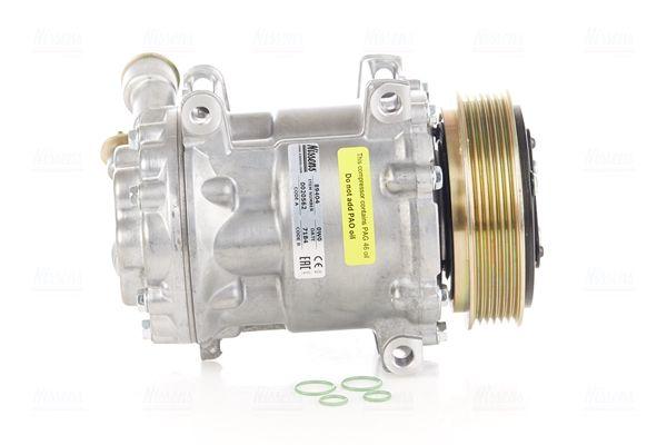NISSENS Klimakompressor 89404
