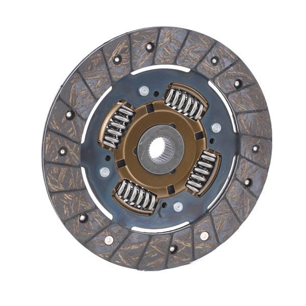 262C0003 Clutch Disc RIDEX - Cheap brand products