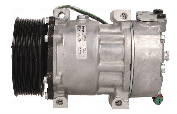 LKW Klimakompressor NISSENS 890022 kaufen