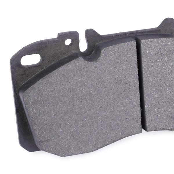 402B1045 Bremsbelagsatz RIDEX - Markenprodukte billig