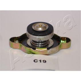 33-0C-C19 Kühlerverschlussdeckel ASHIKA - Markenprodukte billig