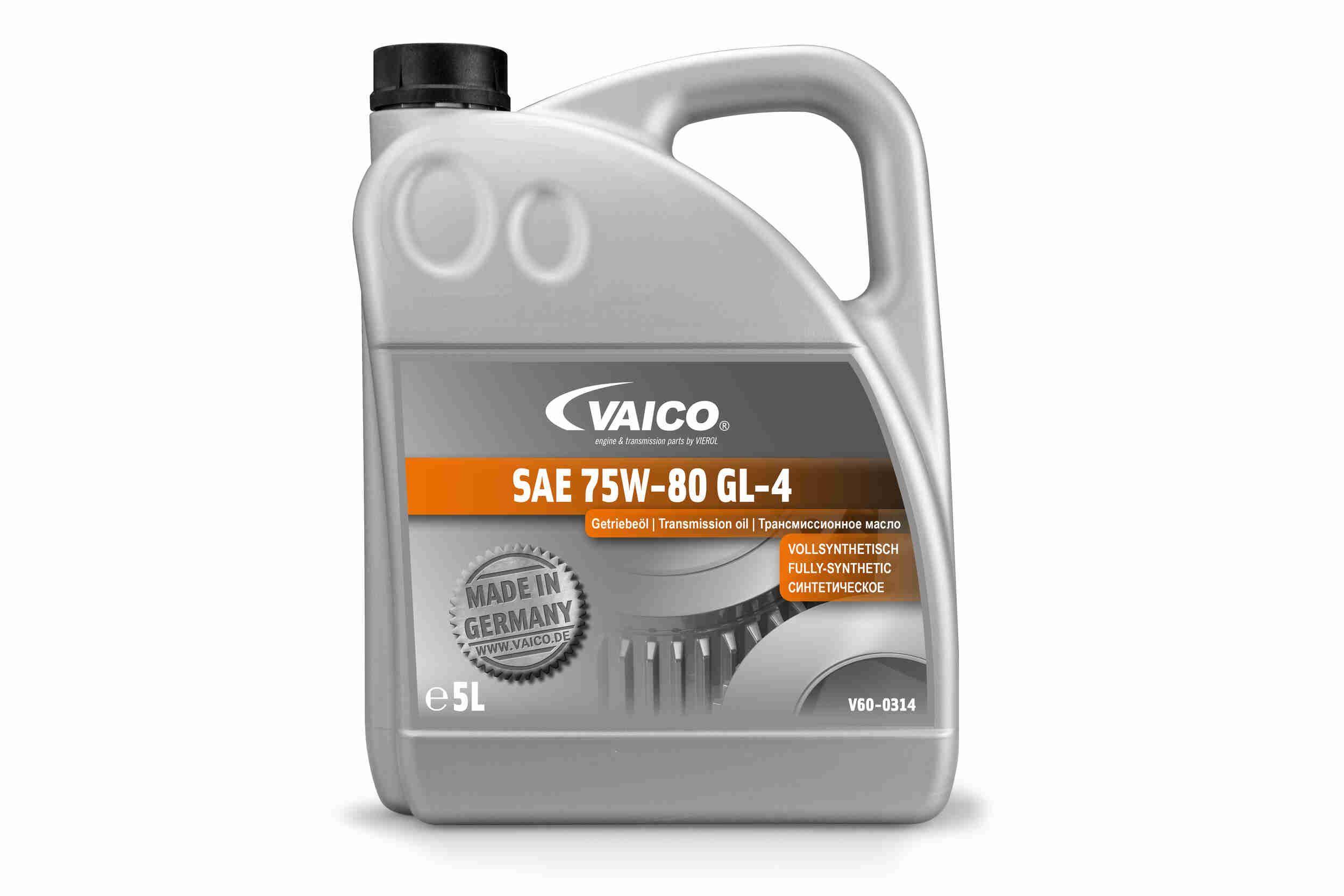 Трансмисионно масло V60-0314 с добро VAICO съотношение цена-качество
